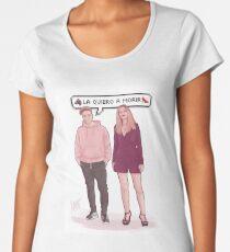 Raoul & Mireya - OT2017 Women's Premium T-Shirt