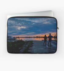 Sunset Watchers Laptop Sleeve