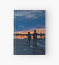 Sunset Watchers Hardcover Journal