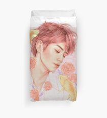 sweet dreams [taeyong nct] Duvet Cover