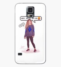There is something in me - Miriam 1 Case/Skin for Samsung Galaxy