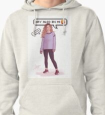 There's Something In Me - Miriam 3 Pullover Hoodie