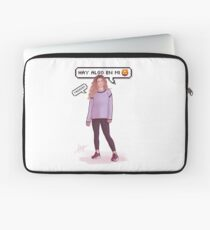 There's Something In Me - Miriam 3 Laptop Sleeve