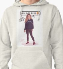 There's Something In Me - Miriam 4 Pullover Hoodie