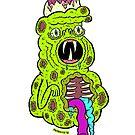 Pore Monster by David DeGrand