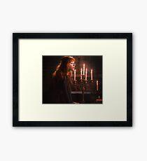 Mother of Darkness Framed Print