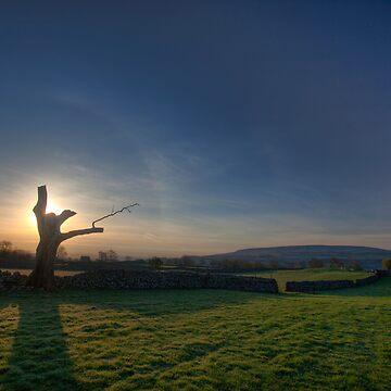 Yorkshire Sunrise by tommysphotos