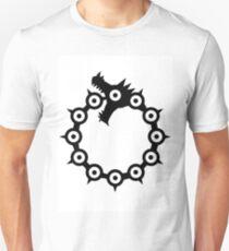 Sin of Wrath Unisex T-Shirt