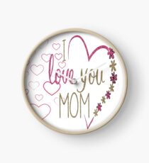 Always by your side Mom Uhr