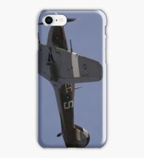 Hurricane. The unsung hero. Coningsby, Lincolnshire iPhone Case/Skin
