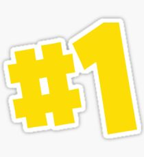 # 1 VICTORY ROYALE Sticker