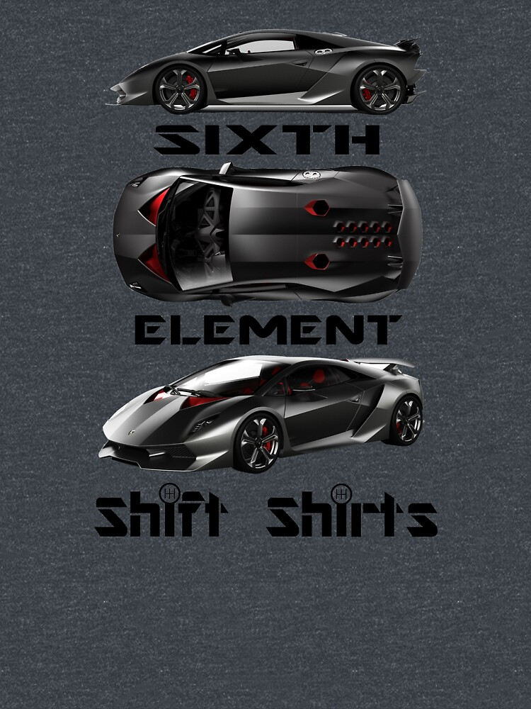 Shift Shirts Sixth Element – Sesto Elemento Inspired by ShiftShirts
