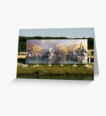 picture in picture Greeting Card