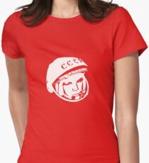 Gagarin Women's Fitted T-Shirt