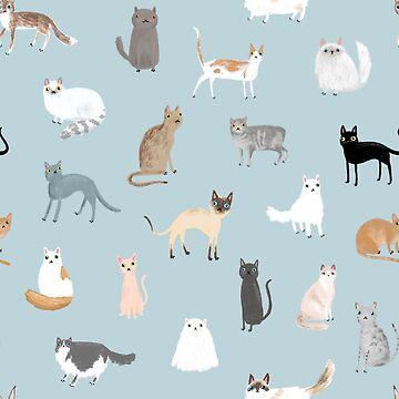 Cat Pattern  by SophieCorrigan