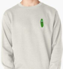 pickle rick Pullover Sweatshirt