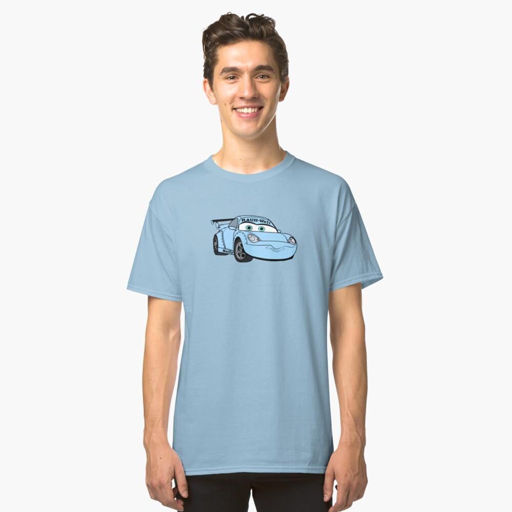 Shift Shirts RWB Sally Classic T-Shirt