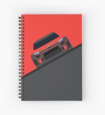 C3 WRC  Spiral Notebook