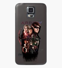 arrow season 6 Case/Skin for Samsung Galaxy