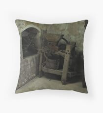 Stone Hill Winery - Hermann, MO Throw Pillow