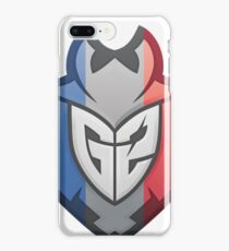 G2 Esports French Flag iPhone 8 Plus Case