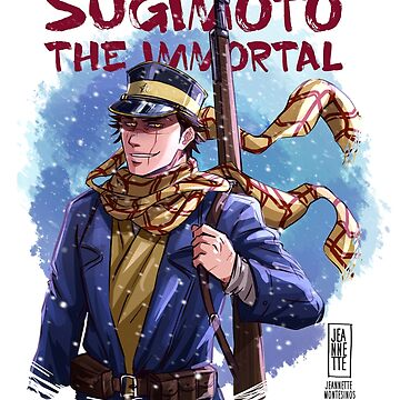 Sugimoto the immortal by Jeannette11