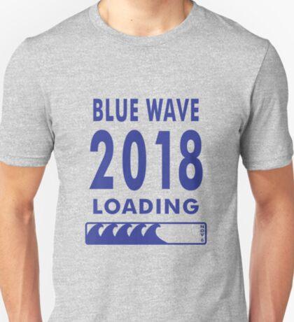 Blue Wave 2018 Loading T-Shirt