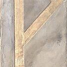 Wunjo-Rune of Joy by Christopher Gerber