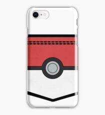 PocketMon Trainer (Pokemon) iPhone Case/Skin
