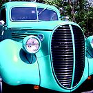 Vintage Ford by DesignsByDeb