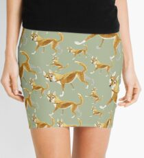 Pattern Ginger Dingo Mini Skirt