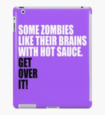 some zombies... iPad Case/Skin