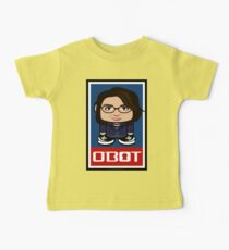 Betty Politico'bot Toy Robot 2.0 Baby Tee