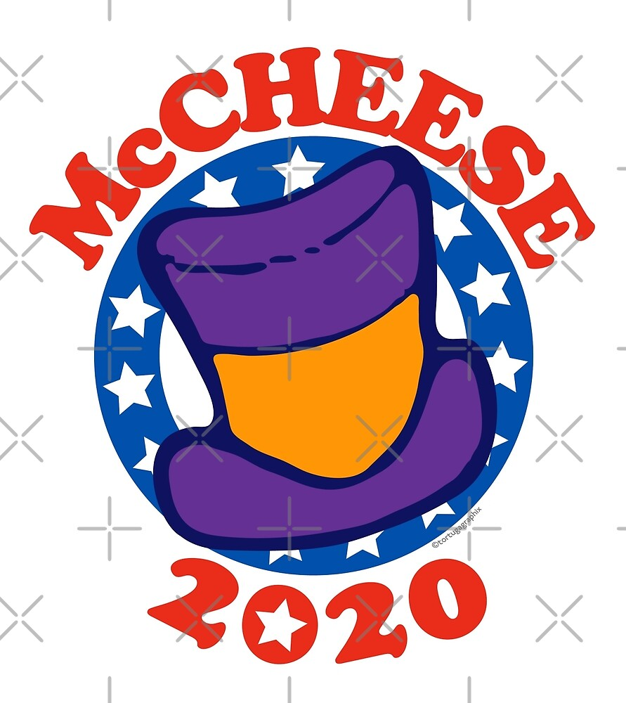 McCheese 2020 by Tortugagraphix