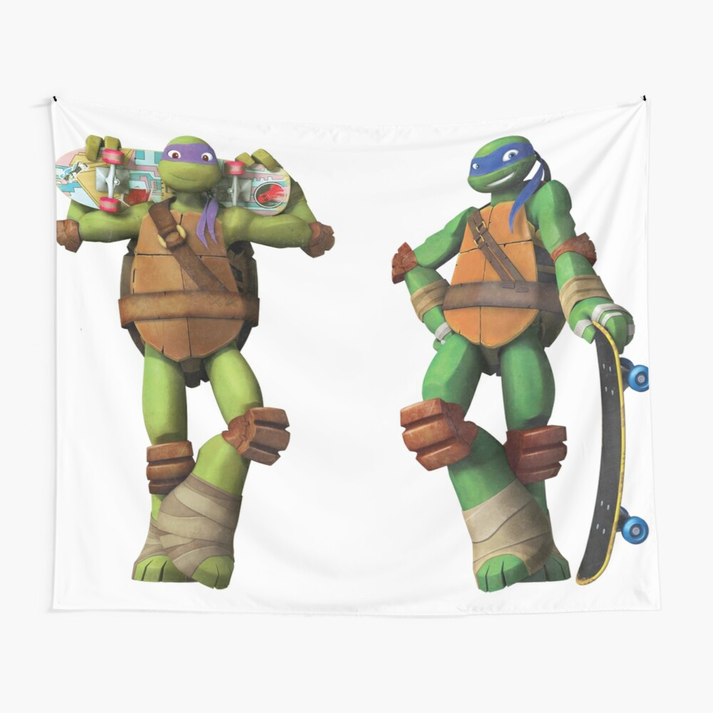 NICK TOON TEENAGE MUTANT NINJA TURTLES LAPTOP STICKER SKIN VARIOUS SIZES DECAL