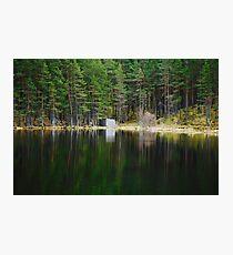 Loch, Aberdeenshire Photographic Print