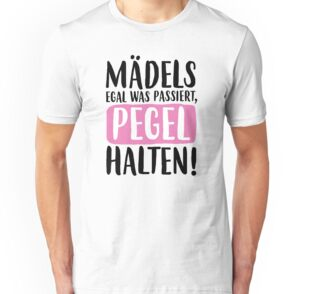 Maedels Even What Happens Keep Level By Subgirl Redbubble