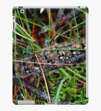When You Morning Walk is Wet iPad Case/Skin