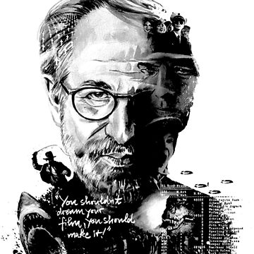 Director Spielberg by athyabm