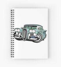 Edsel 1958 for Marianne Spiral Notebook