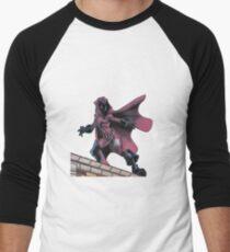 On the Wall Men's Baseball ¾ T-Shirt