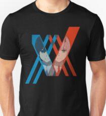 Darling in the FranXX  Slim Fit T-Shirt