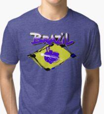 brazil! Tri-blend T-Shirt