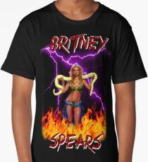 Britney Spears Long T-Shirt