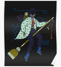 Witch Series: Broomstick Poster