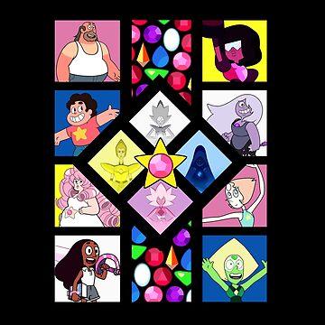 Steven's Universe by DeviantNerd