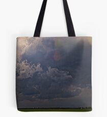 Panoramic SuperCell Tote Bag