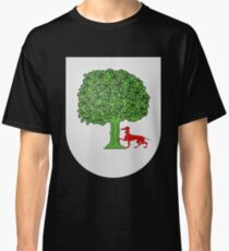 French France Coat of Arms 5789 Blason Es famille Eguaras Navarre Classic T-Shirt