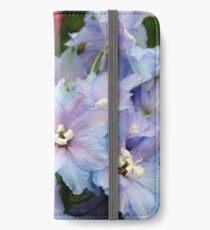 Purple Flowers iPhone Wallet/Case/Skin