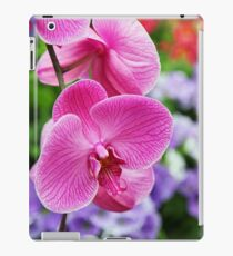 Pink Orchid iPad Case/Skin